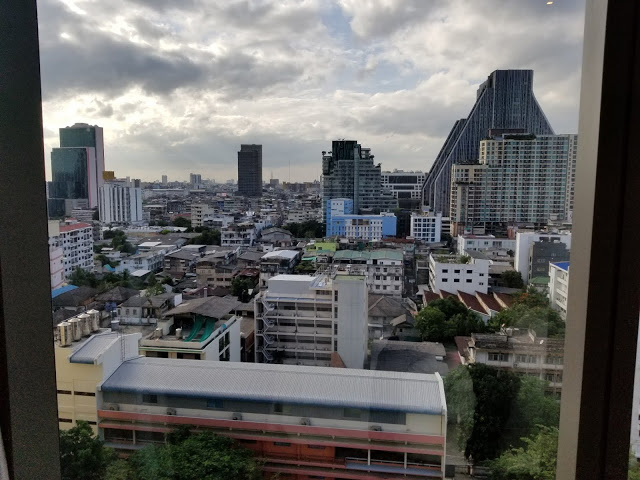 アマラバンコクからの眺め